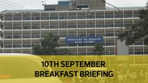 Ruto Mt Kenya allies cry | MP's reject rate cap review | Women not submissive - Kadhi: Your Breakfast Briefing