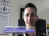ANNECY | Rencontre avec Ivan Morel, nouveau chef de corps du 27e BCA