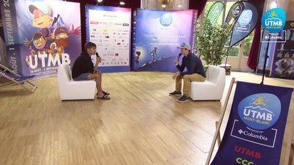 UTMB® 2019 Interview (FR/EN) - Xavier THEVENARD