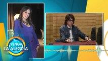 Lucía Méndez nos dijo EN EXCLUSIVA decirse triste tras la muerte de Camilo Sesto. | Venga La Alegría