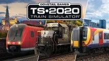 TRAIN SIMULATOR 2020 Official Announce Trailer (2019)