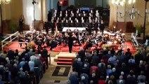 La musique et le chœur de l'Armée française en point d'orgue du Festival