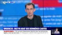 """Selon Renaud Péquignot, chef de service hospitalier, """"Il faut rouvrir les lits qui ont été fermés"""""""
