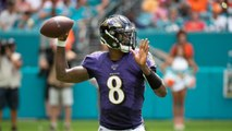 Lamar Jackson Proves His Critics Wrong with Big Week 1 Performance