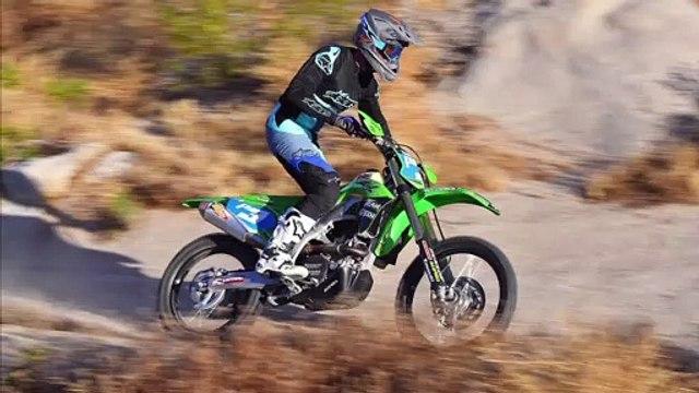 2019 Kawasaki KX450 Mint 400 Racebike Review