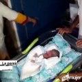 Mujer de 73 años dio a luz a gemelas en la India