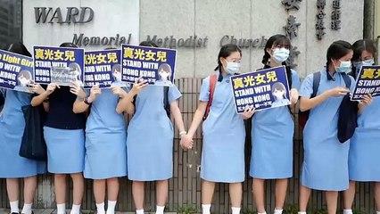 Chi c'è dietro i giovani di Hong Kong