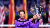 US Open : Rafael Nadal, un peu plus dans la légende