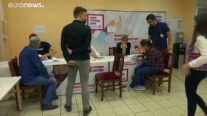 Russia unita vince a stento le elezioni amministrative russe