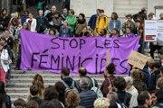 Rassemblement féminicides Lyon 9 septembre 2019