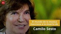 El mundo reacciona a la muerte de Camilo Sesto