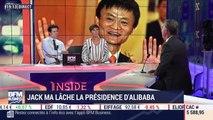 Jack Ma lâche la présidence d'Alibaba - 09/09