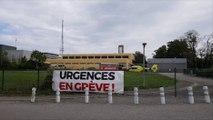 Mulhouse  : «  Un service d'urgences sans médecin, ça ne peut pas tourner »