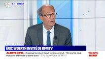 """Éric Woerth (LR), sur les accusations de financement libyen: """"Je ne commente plus les articles de Mediapart"""""""