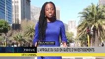 Forum économique mondial : l'Afrique du Sud en quête d'investisseurs