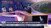 Galileo dépasse le milliard d'utilisateurs - 09/09