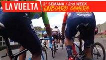 Onboard Camera - 2ème semaine / 2nd week | La Vuelta 19