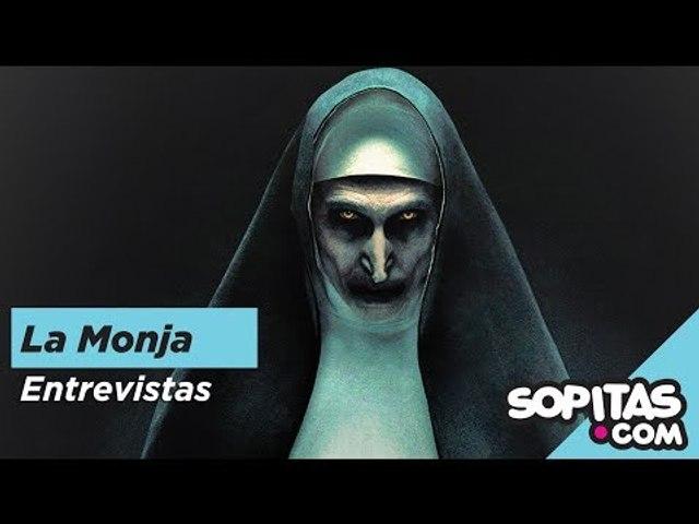 Platicamos con el Director y los protagonistas de 'La Monja' cómo fue rodar la película