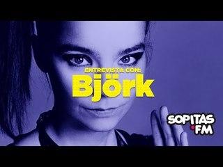 Björk en México | ENTREVISTA sobre su vida, la música y el amor a nuestro país