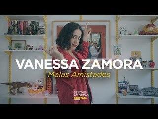Vanessa Zamora en las Sesiones Acústicas de Sopitas