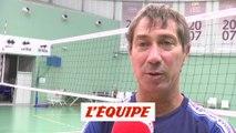 Tillie « Il n'y a que des injustices dans le sport » - Volley - Euro (H)
