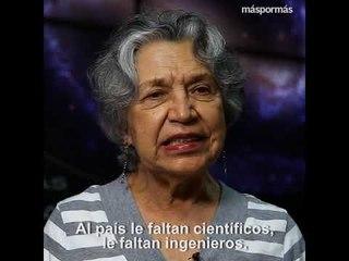 Silvia Torres Castilleja: descifrar el cosmos