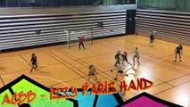 -18F : Extraits en vidéo du match amical face Issy Paris Hand