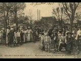 Aulnay sous bois vers 1900