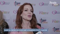 Marcia Cross Said Her Anal Cancer Was 'One of the Greatest Gifts You Can Have'