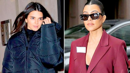 Kendall & Kourtney Reveal The Most & Least Favorite Parts Of Their Body | SKIMS