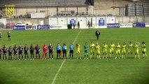D2F. Bergerac - FCN : les buts de la rencontre (0-3)