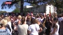 Le ras-le-bol des «tatas» après l'agression à l'arme blanche dans une école à Marseille