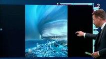 Faux et usage de faux : non, l'ouragan Dorian n'a pas atteint la Floride