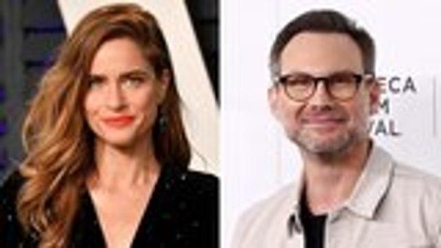Amanda Peet, Christian Slater Set to Star in Second Season of 'Dirty John' | THR News