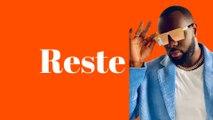 Gims - Reste ft. Sting (Paroles)