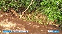 Intempéries : une crue coûte la vie à trois personnes en Martinique