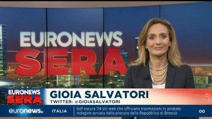 Euronews Sera   TG europeo, edizione di lunedì 9 settembre 2019