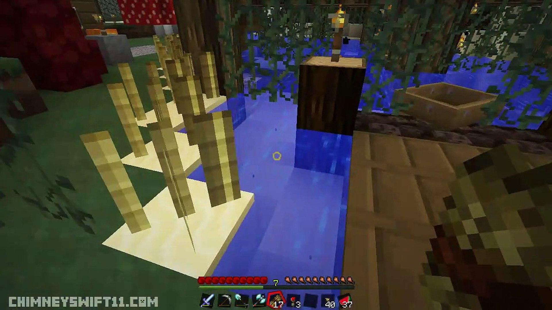 The Minecraft Files - #181- Sal's Second Floor (HD)