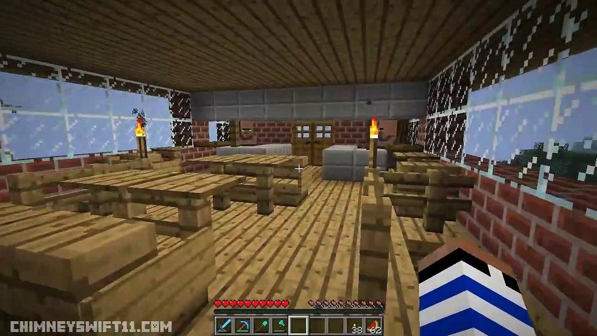 The Minecraft Files - #168 TQF- Sal, Leonna, Baxter, and Arthur (HD)