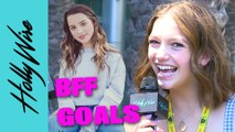 Annie Leblanc and Jayden Bartels Have A Surprise For You!!