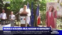 Non, Bilal Hassani n'a pas remplacé Napoléon dans les manuels d'histoire - 09/09