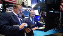 Wall Street Ends Flat Amid Rate Hopes