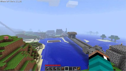 The Minecraft Files - #50- Original World Tour 1-2 (HD)