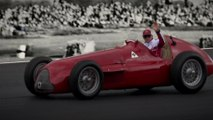 Kimi Räikkönen celebrates Alfa Romeo's first Formula 1 win