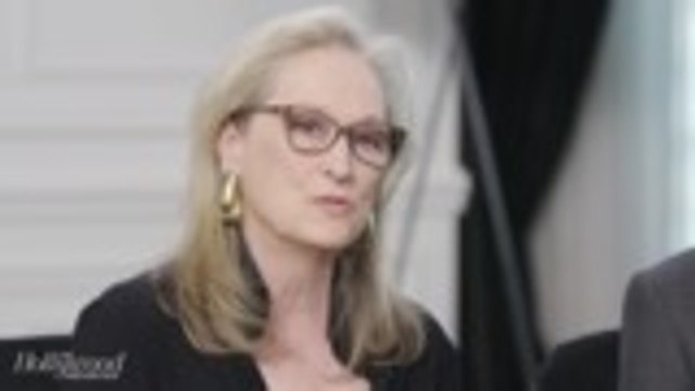 """Meryl Streep Talks """"Bravery of Journalists"""" Behind Panama Papers While Discussing 'The Laundromat' 