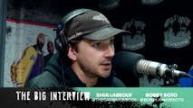 Shia LaBeouf On Staying Grounded In Midst of Hollywood and Social Media