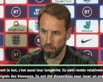"""Angleterre - Southgate : """"Kane a la capacité de battre le record de Rooney"""""""