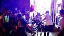 Kamyonun kasasındaki boya kazanı patladı: 5 yaralı - AYDIN