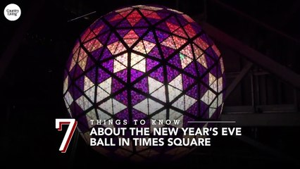 7 Things to Know About the New Year's Eve Ball in Times Square