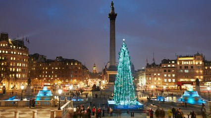 No Place in the World Does Christmas as Well as London